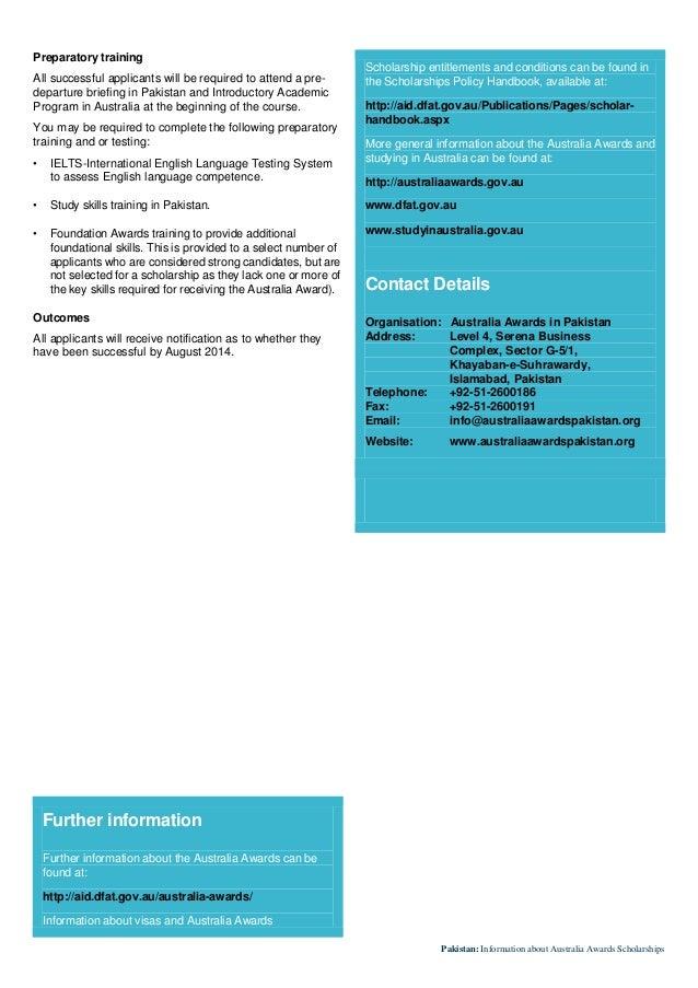 http aid dfat gov au publications pages scholar handbook aspx