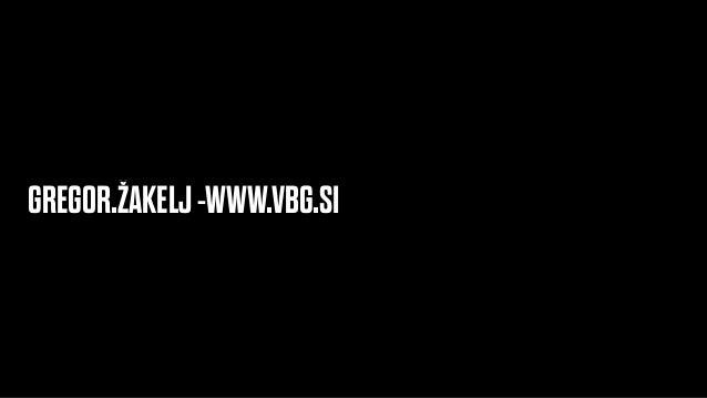 GREGOR.ŽAKELJ -WWW.VBG.SI