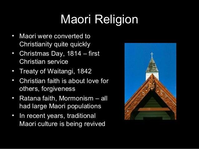 Bulibasha Intro To Maori Context - Maori religion