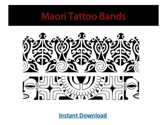 Maori Band Tattoo Design: Maori Tattoo Designs