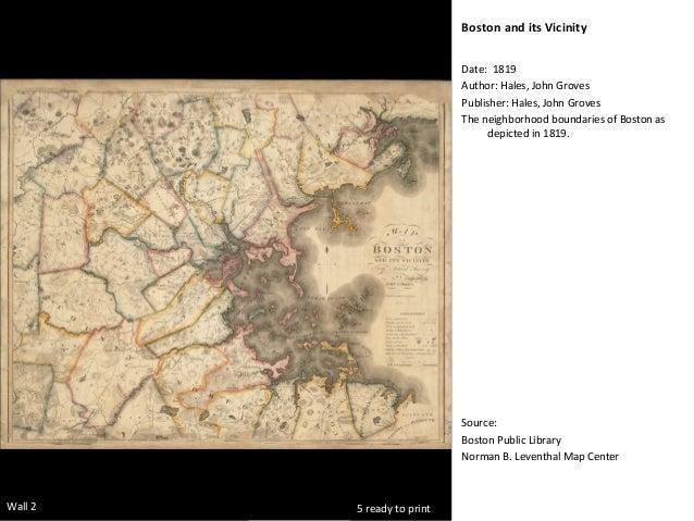 Map ofboston