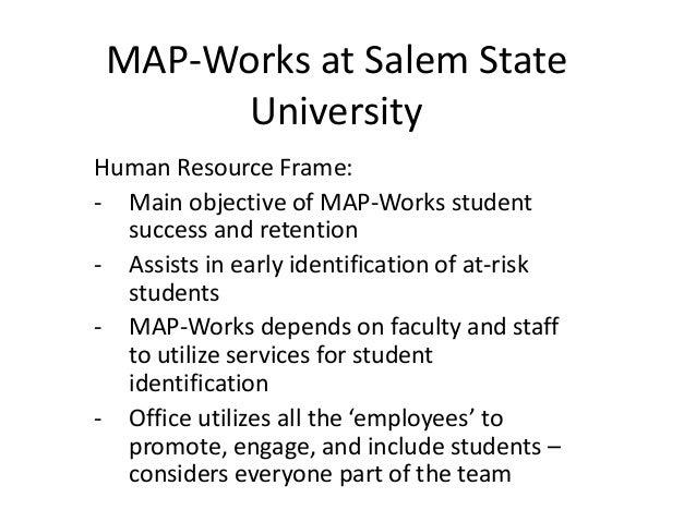 Map Works Salem State University