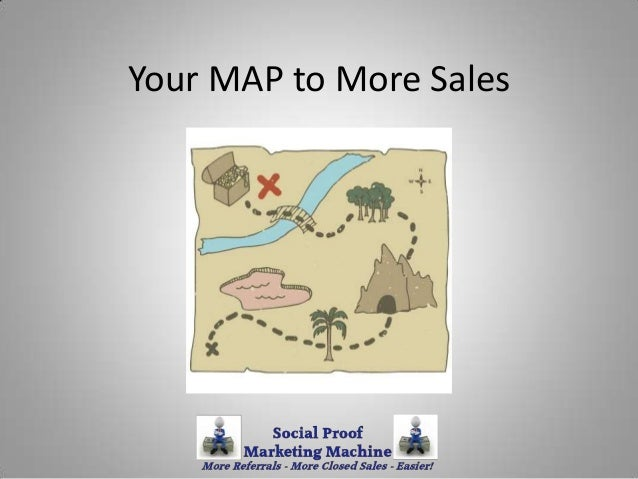 Your MAP to More Sales