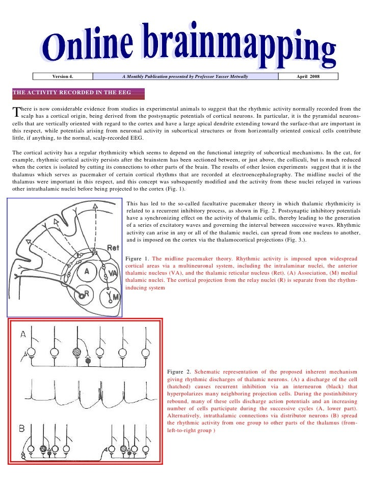 Version 4.                    A Monthly Publication presented by Professor Yasser Metwally             April 2008   THE AC...