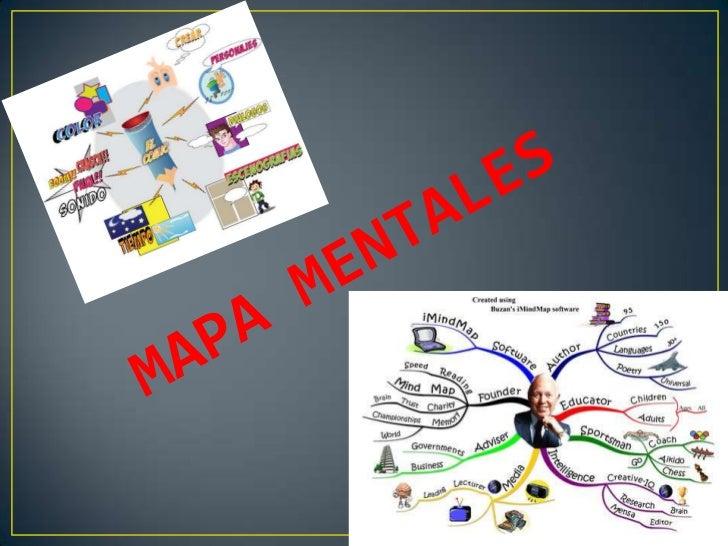 MAPA MENTALUn mapa mental es un diagramausado para representar laspalabras, ideas, tareas, u otrosconceptos ligados y disp...