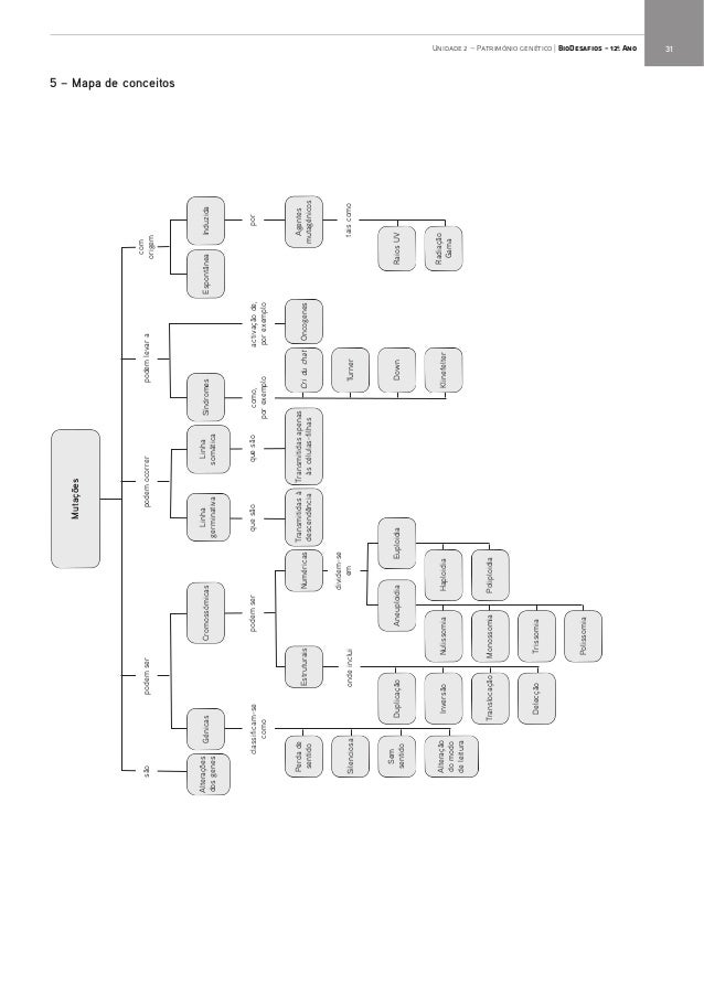 Numéricas  Alteração do modo de leitura Nulissomia  Trissomia  Delecção  Polissomia  Monossomia  Translocação  Euploidia  ...