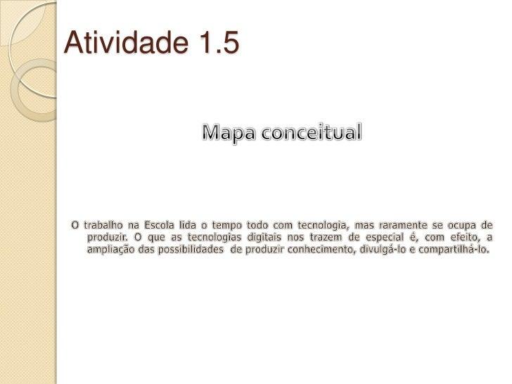 Atividade 1.5