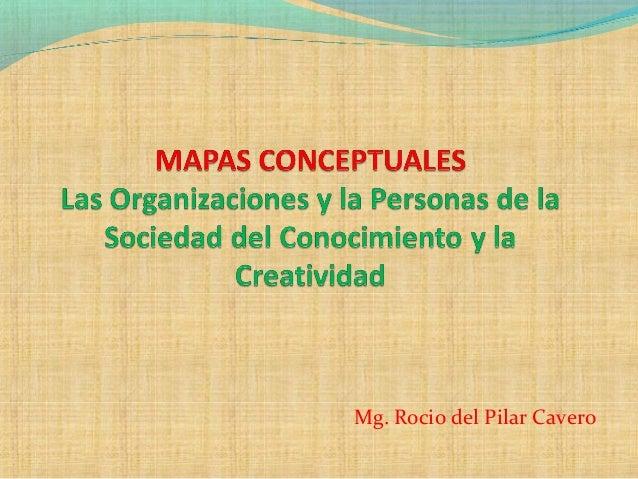 Mg. Rocio del Pilar Cavero