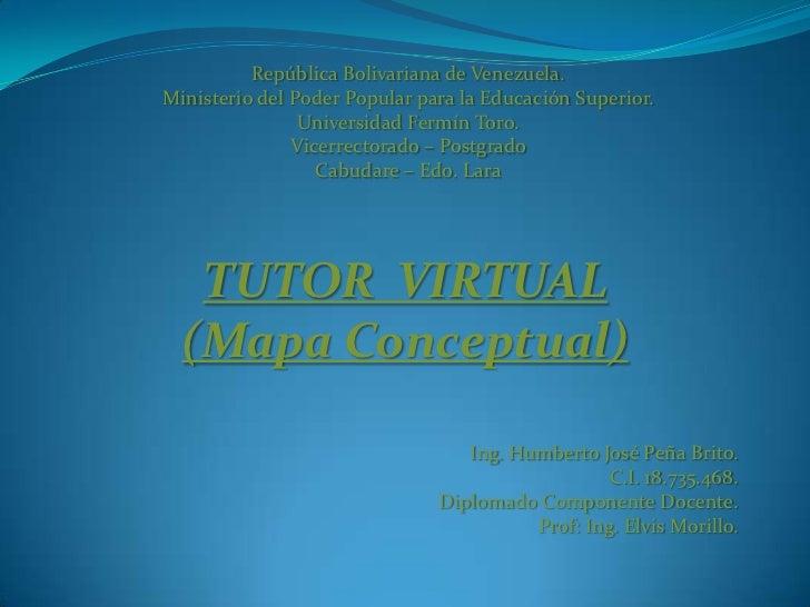 República Bolivariana de Venezuela.Ministerio del Poder Popular para la Educación Superior.                Universidad Fer...