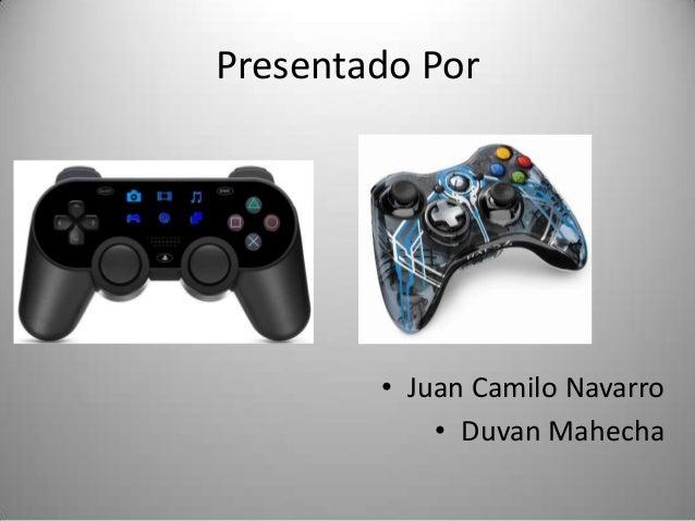 Presentado Por• Juan Camilo Navarro• Duvan Mahecha