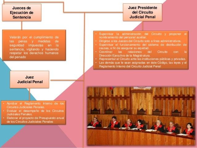 Circuito Judicial : Circuito judicial penal