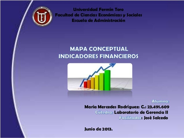 Universidad Fermín ToroFacultad de Ciencias Económicas y SocialesEscuela de AdministraciónMaría Mercedes Rodríguez: C.: 23...