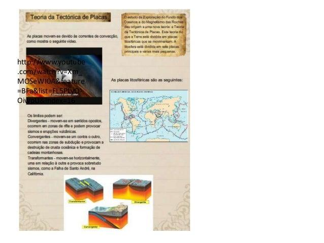 Mapa de conceitos deriva cont e tectonica Slide 3