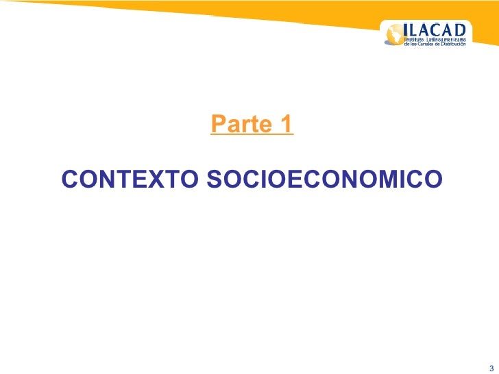 Parte 1 CONTEXTO SOCIOECONOMICO