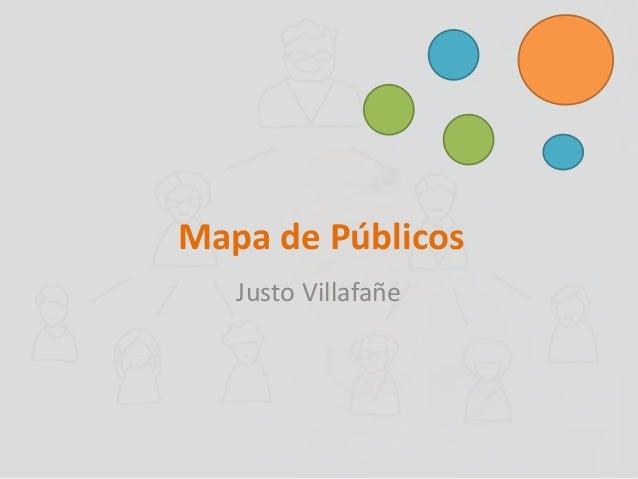 Mapa de públicos Slide 1