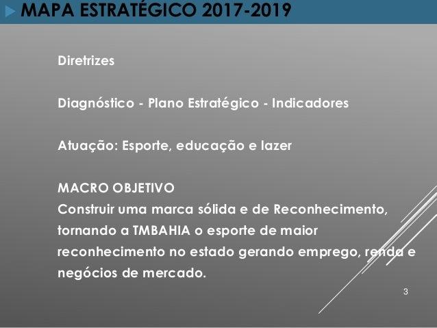 Mapa estratégico FBTM 2017 19 Slide 3