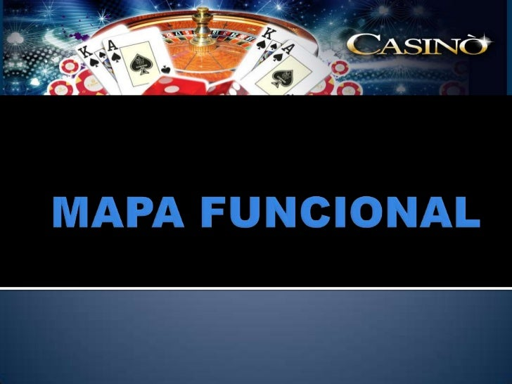 MAPA FUNCIONAL<br />