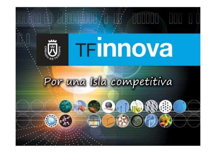 Documento de debate            Una comarca            innovadora        Espacios para la innovaciónEspacios de divulgación...