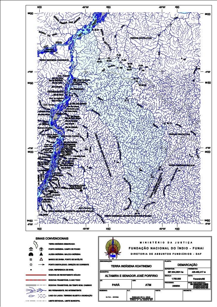 Mapa koatinemo