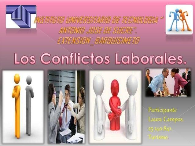 Participante Laura Campos. 25.140.841. Turismo.