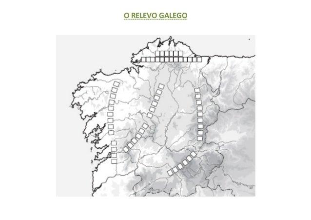 O RELEVO GALEGO