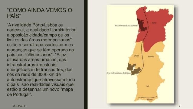 O Novo Mapa De Portugal
