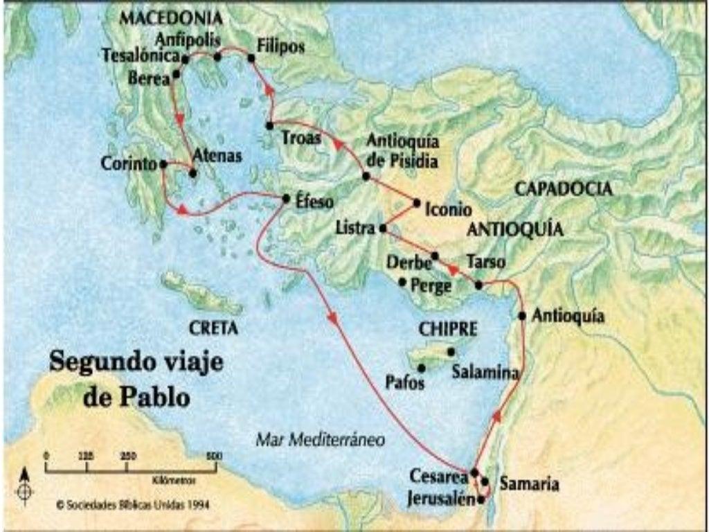 Mapas actuales en viajes de pablo pictures to pin on for Cuarto viaje de san pablo