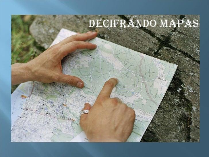 DECIFRANDO MAPAS