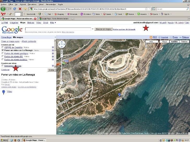 Mapas Colaborativos En Google Maps Slide 2