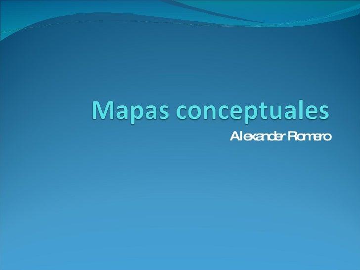 Alexander Romero