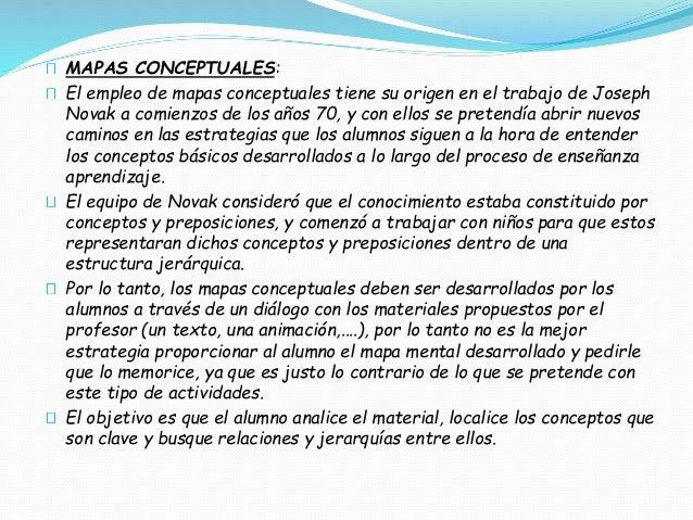 Mapas conceptuales y mentales Slide 2