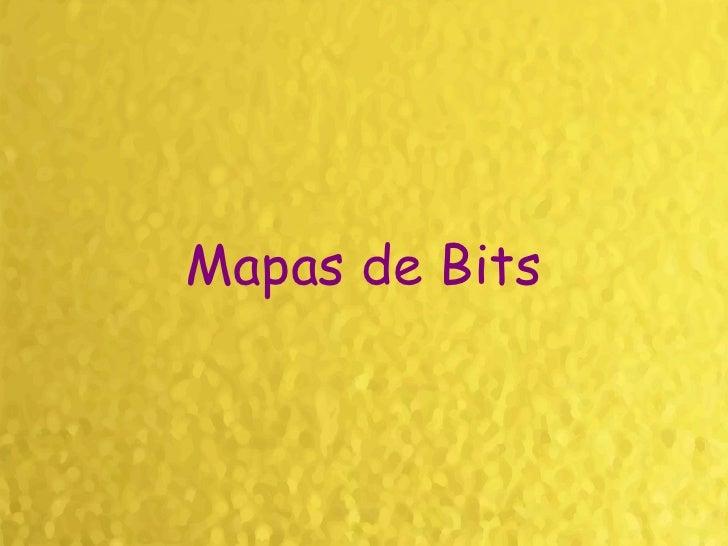 Mapas de Bits