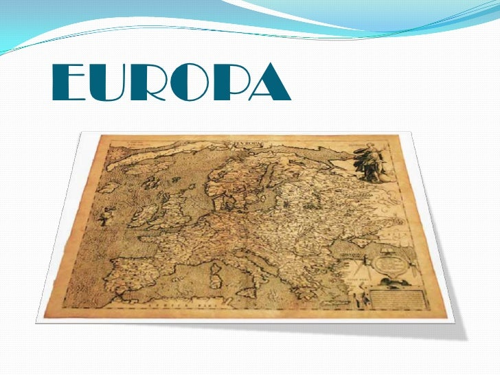 EUROPA<br />