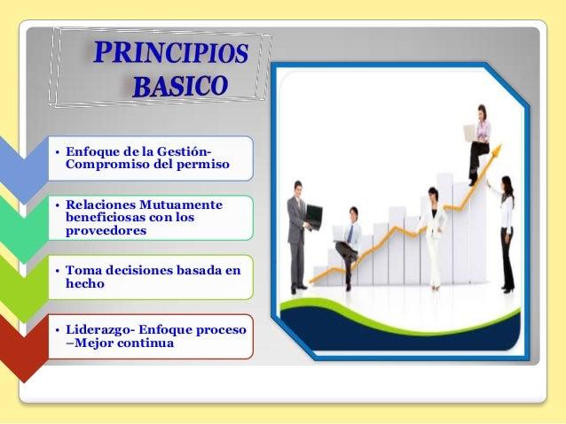 Mapas de sistema y normas internacionales de calidad Slide 3