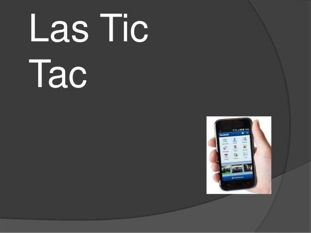 Las Tic Tac