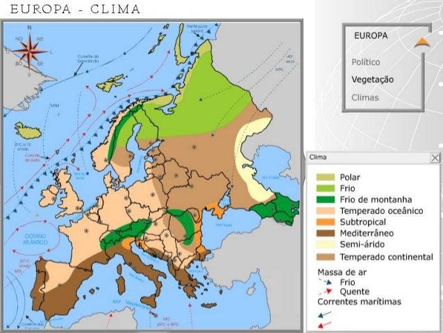 Mapas Fisicos Europa