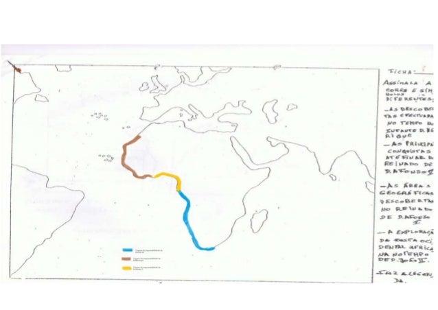 Mapas história