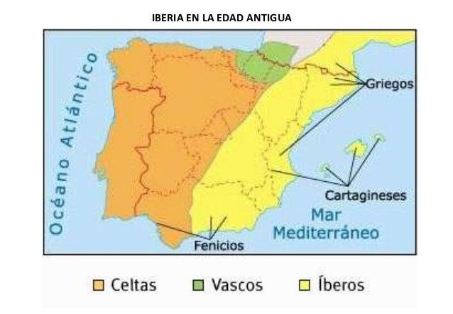 Celtas E Iberos Mapa.Mapas Iberia En La Antiguedad Celtas E Iberos Y Colonizaciones