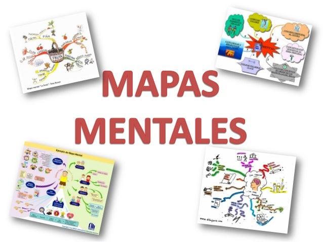 FUENTES: • Mapas mentales extraídos de google imágenes. • Capturas de imágenes de un vídeo de youtube del usuario Brüning ...