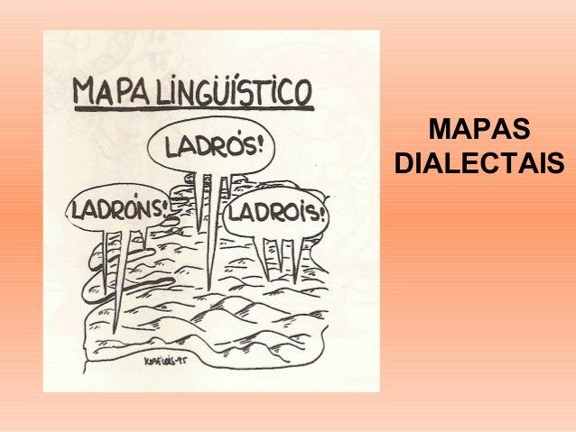 MAPAS DIALECTAIS
