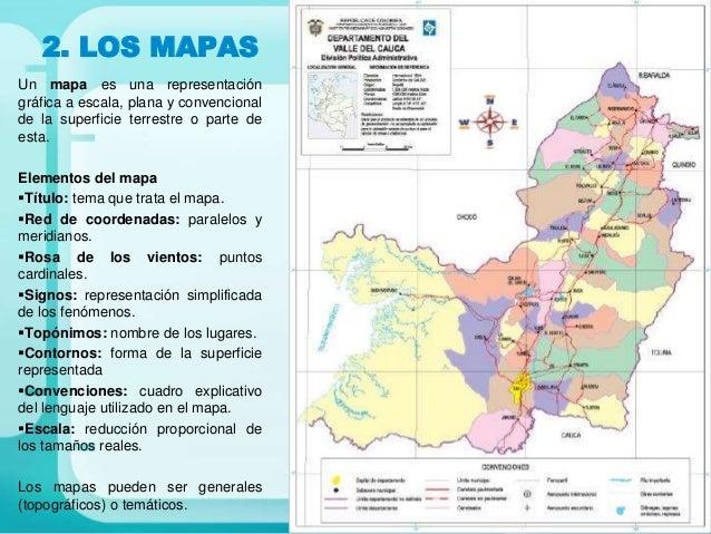 Mapas y cartograf a - Vivero la rosa del norte ...