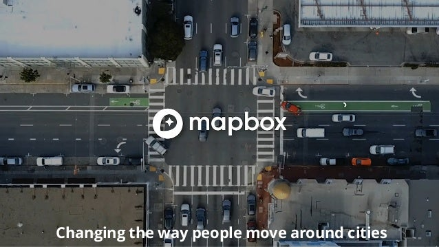 Changing the way people move around cities