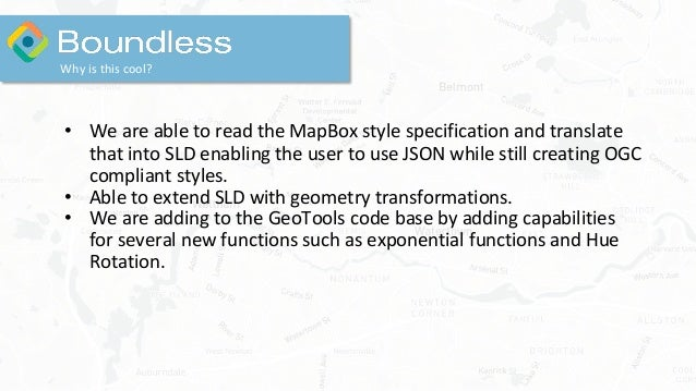 Map box styles in GeoServer and OpenLayers