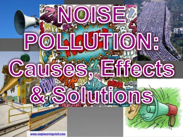  In modern life no one can escape from noise. Noise pollution is very dangerous. Many health problems can be caused by no...