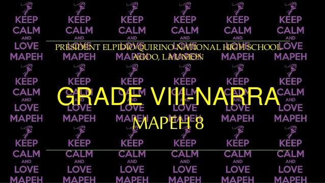 MAPEH (ARTS) Grade 8-NARRA, Wayang Kulit Slide 2