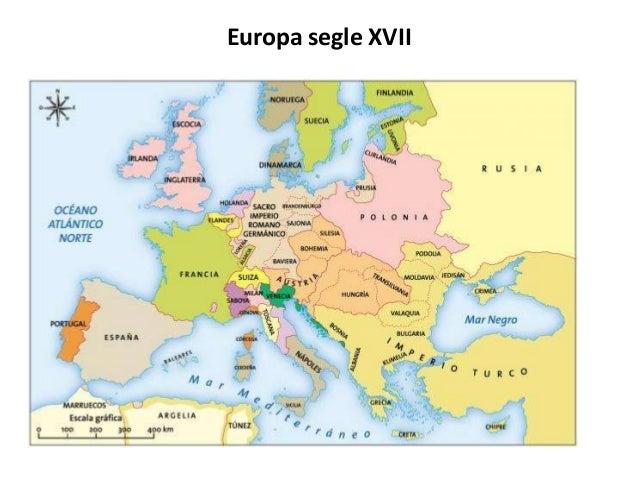 Europa segle XVII