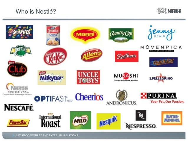nestle sustaining growth in mature market Nestlegrowth in mature markets history & growth • nestle is the world's leading nutrition, health and wellness company • founde.