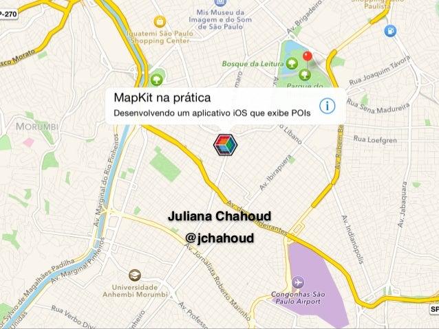 Juliana Chahoud! @jchahoud