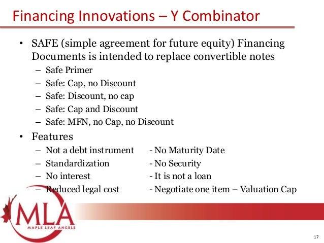 debt vs equity instruments