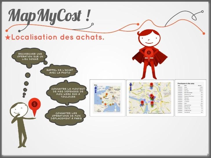 """M!pM""""C#$ !★Localisation des achats.    rechercher une   opération sur un      lieu donné                      rappel de la..."""